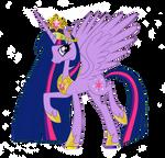 Princess Twilight Alicorn Sparkle