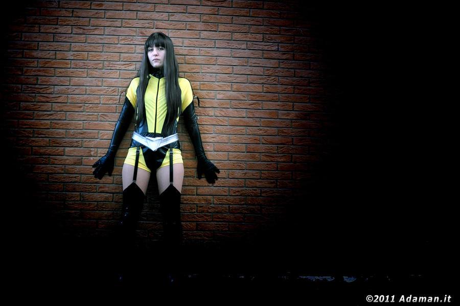 Silk spectre II by Hotaru--Tomoe