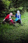 Umi and Hikaru