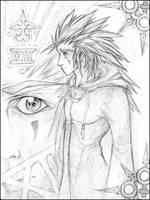 Axel Sketches by zankara
