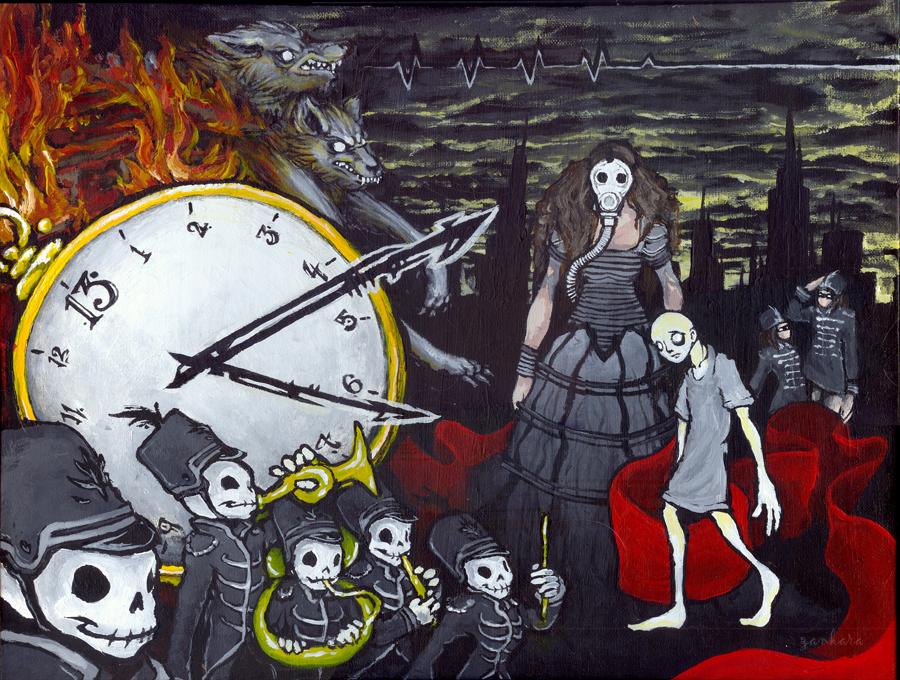 The Black Parade by zankara