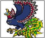 Helmaroc - Ganons Bird