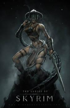 Ladies Of Skyrim