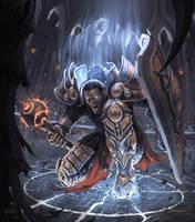 Crusader Unleashed by JomaroKindred