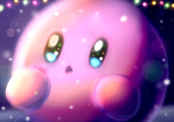 Kirby's Christmas by Shinyprowl