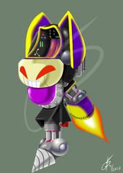 Fox Driller [ Boss Concept ]