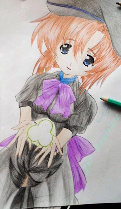 Rena by YuiNamikaze