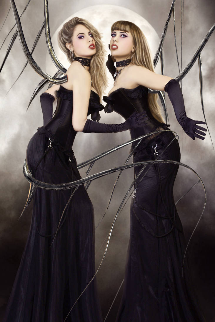 Lilith and Eve (2012) by Kiriya