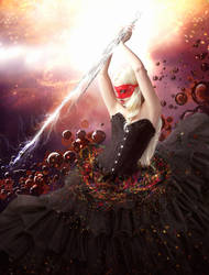 Queen of Chaos (2014) by Kiriya
