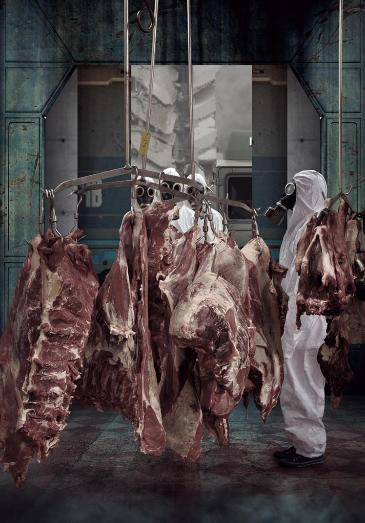 The Butcher (2015) by Kiriya