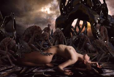 The Rape of Eve (2018) by Kiriya