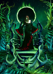Lilith The Black Sun (2016) by Kiriya