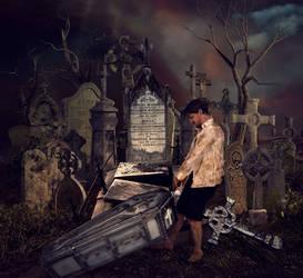 Grave Robber (2019) by Kiriya