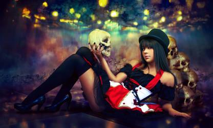 Queen of Hades (2020) by Kiriya