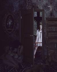 She is Waiting (2017) by Kiriya