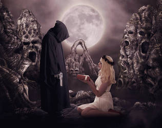 Angel and Demon (2018) by Kiriya