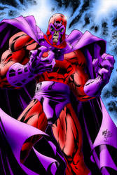 Joe Mad's Magneto by Deathring2000