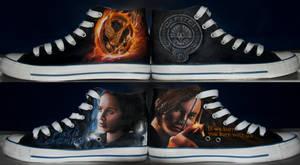 Hunger Games pair no2
