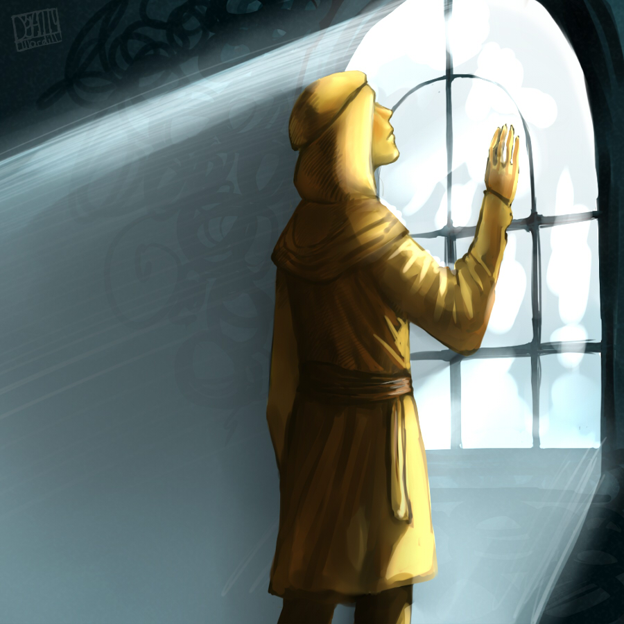 Stephano: Light of the World by MrKatoneko