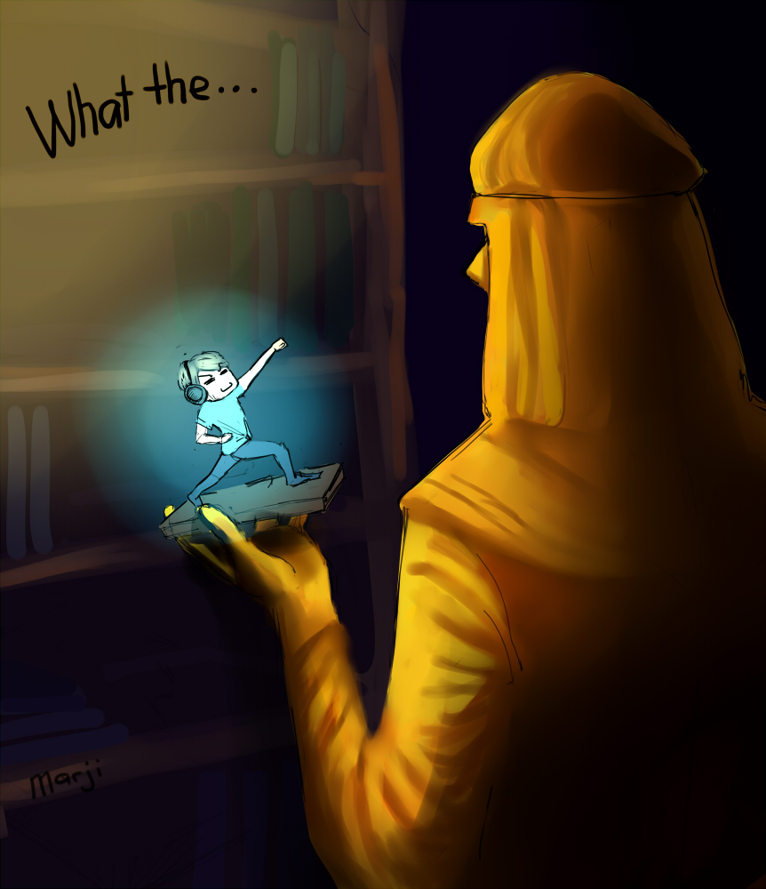 If Stephano played... by MrKatoneko on DeviantArt