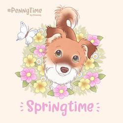 #Pennytime: Springtime