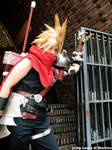 Cloud strife-KH I