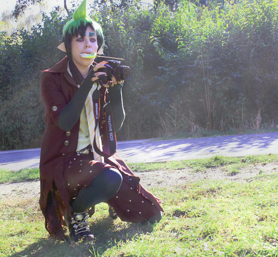 Amaimon- outtakes by Tenraii
