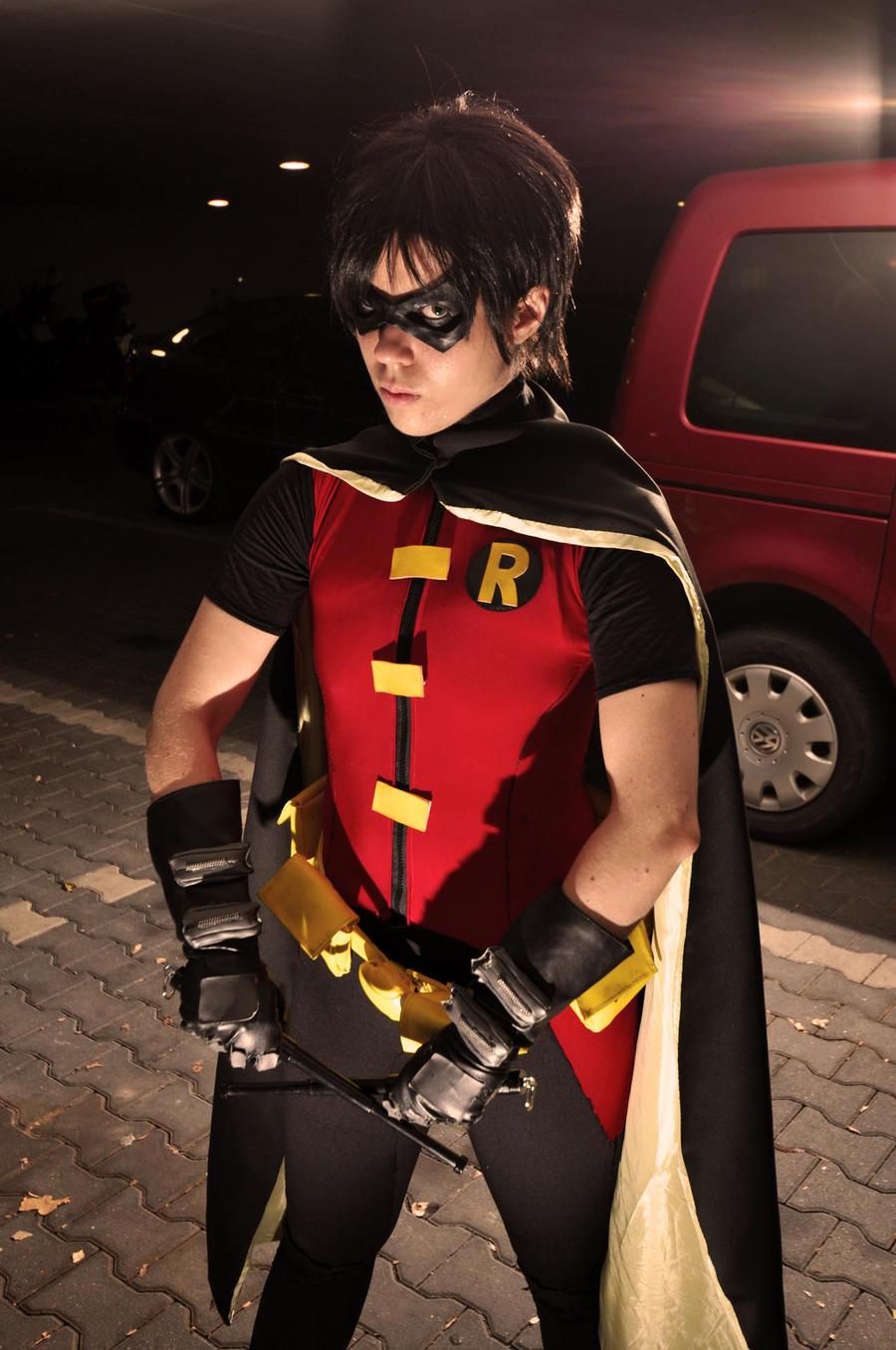 Robin - underwhelmed by Tenraii