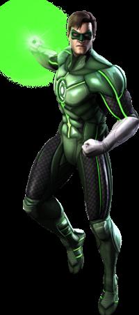 200px-Green Lantern 1 by Tenraii