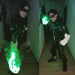Green Lantern injustice cosplay preview by Tenraii