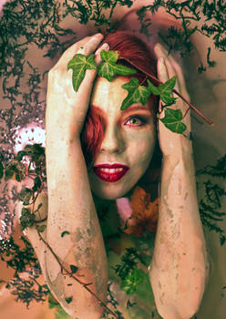Poison Ivy cosplay - I'm not destroying the world