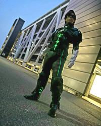 Green Lantern cosplay -injustice