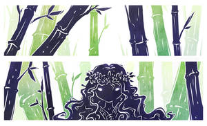 A Girl From the Bamboo Forest