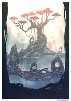The Great Tree / Commission