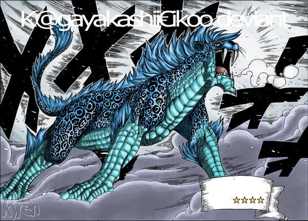 .MHO Colorised. by KagayakashiiEikoo