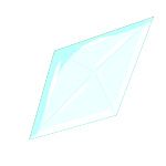 Clear Shard by Littlelostdemonchild