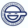 Laughing man Logo Bloom GIF by Sushiman0001