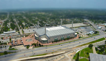 Little Alamodome by Sushiman0001