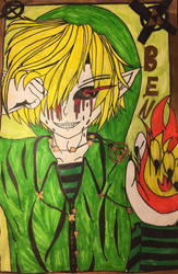 BEN Drowned( Version From Crimson Falls)