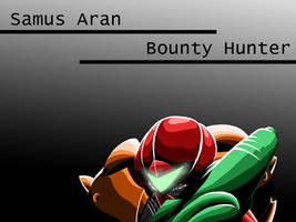 Samus Aran - Bounty Hunter by Ein-Panda