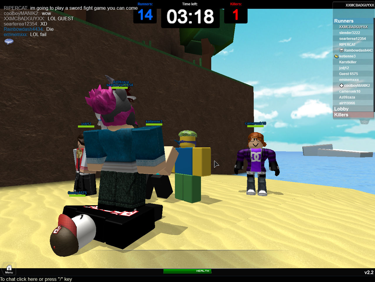 Roblox Guest Fail By Anoobynoob On Deviantart