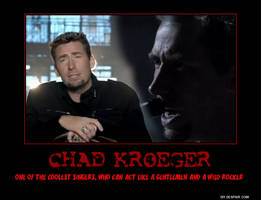 Chad Kroeger by Metallica-fan-girl