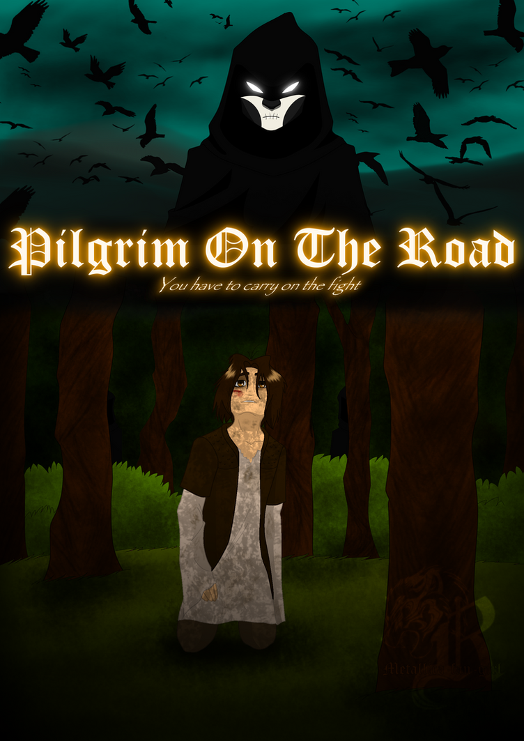 Pilgrim On The Road by Metallica-fan-girl
