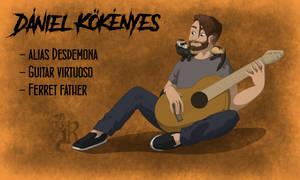 Members of AWS | Daniel Kokenyes