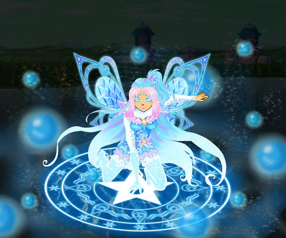 CE : The stars forbidden spell