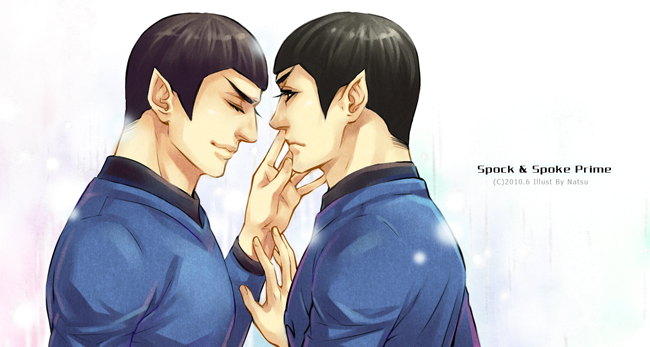 Spock by Athew