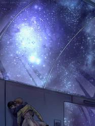 Stargazing by Athew