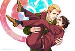 The Avengers-Hug