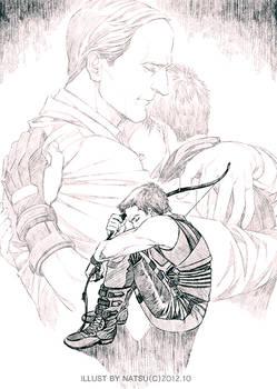 The Avengers-illustration
