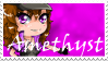 Amethyst Stamp by X--JAZZIE--STAMPS--X